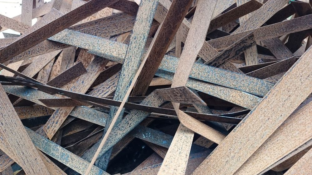 Backgrounds Built Structure Close-up Detail Engineering Metal Metallic Pattern Pattern Pieces Pattern, Texture, Shape And Form Patterns Patterns & Textures Repetition Rust Rusty Scrap
