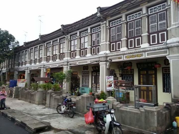 Ipoh old shop, Malaysia Building Exterior Store Façade Architecture Outdoors Day No People