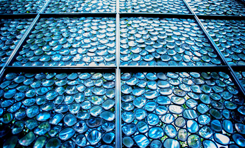 Abstract Abundance Apufoto Architectural Feature Backgrounds Blue Close-up Day Design Detail Full Frame Geometric Shape No People Pattern Repetition Shape Square Shape Tile
