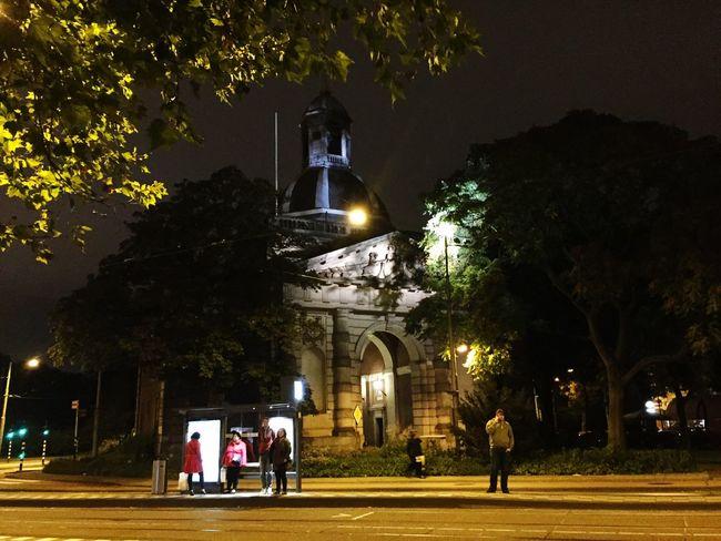 Night City Lights Urbanphotography Tram