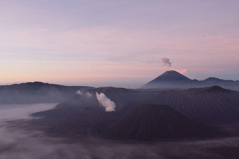 Bromo at dawn