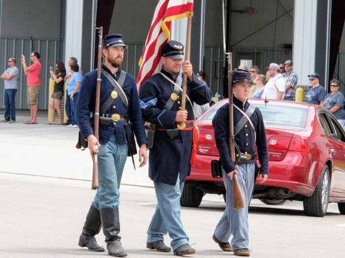 Village of Plymouth 125th Anniversary Celebration August 13, 2017 Plymouth, Nebraska Americans Civil War Community EventPhotography EyeEm Gallery MidWest Nebraska Plymouth, Nebraska Small Town America Storytelling Summertime Takumar 135mm F3.5 Union Army Civil War History Day Fujifilm_xseries Full Length History Manual Focus Men Occupation Outdoors Parade People Practicing Photography Small Town Small Town Stories Standing Streetphotography Transportation Uniform Young Adult