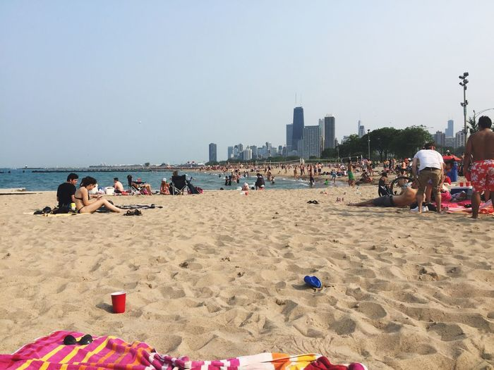 Tadaa Friendly Tadaa Community Chicago ♥ Life Is A Beach Lake Michigan Fourth Of July Summer2015