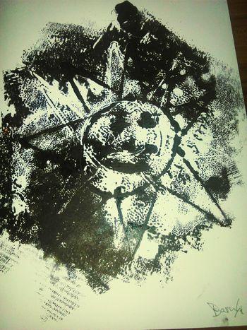 Art, Drawing, Creativity Depressed Sunny nevim jak se mi to povedlo :DD :3
