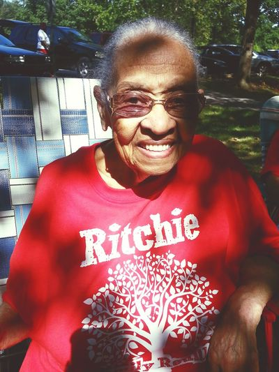 Recently turning 96 years young, my Great Aunt Bert is the eldest and cutest member of my family! She is truly blessed!😊🙏💖 Family Reunion Great Aunt Milestone Black Excellence I Love My Family Ritchie Ritchie Reunion