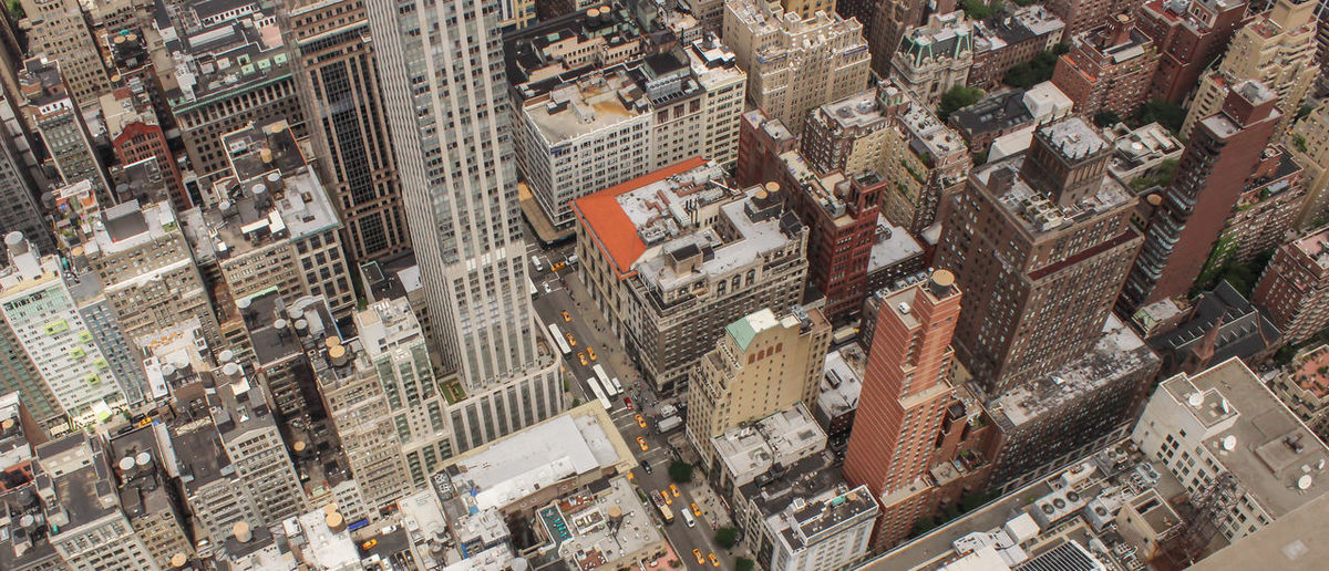 NYC view from Top of the Rock Aerial View Architecture Building Building Exterior Built Structure City City Life Cityscape Day New York New York City NY NYC NYC Photography NYC Skyline NYC Street NYC Street Photography Nycalive NYCImpressions Skyscraper Tall - High Taxi Top Of The Rock Tower View