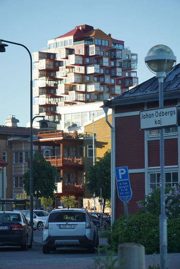 Building Exterior Architecture Outdoors City Built Structure No People Sky Sweden Örnsköldsvik