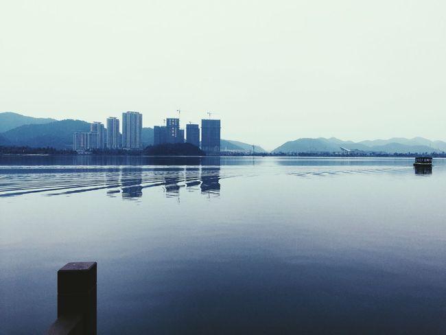Meixi. Lake