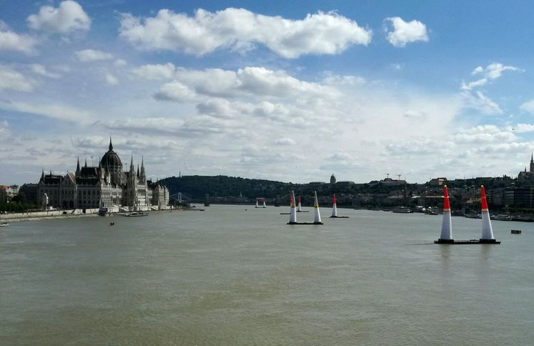First Eyeem Photo Budapest Air Race Parliament Dune