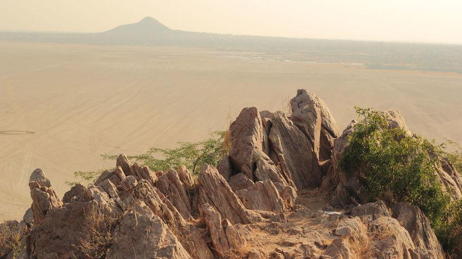 Sambhar Lake Middleofnowhere ShakambhariTemple Rajasthan