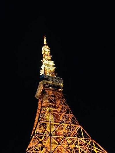 今天星期幾,看東京鐵塔打什麼顏色