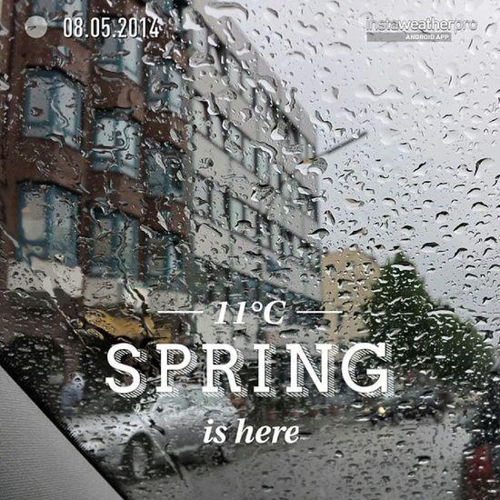Aaaaaahhhh :-) Spring FR ühling City Stadt raindrops regentropfen rainyday regentag badweather hamburg harburg welovehh ilovehamburg wirsindhamburg
