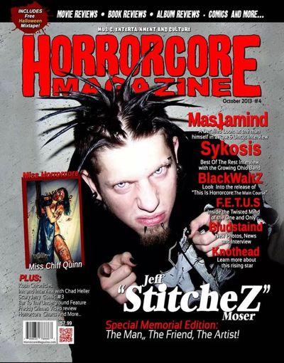 Kirkchewning Horrorcore Magazine