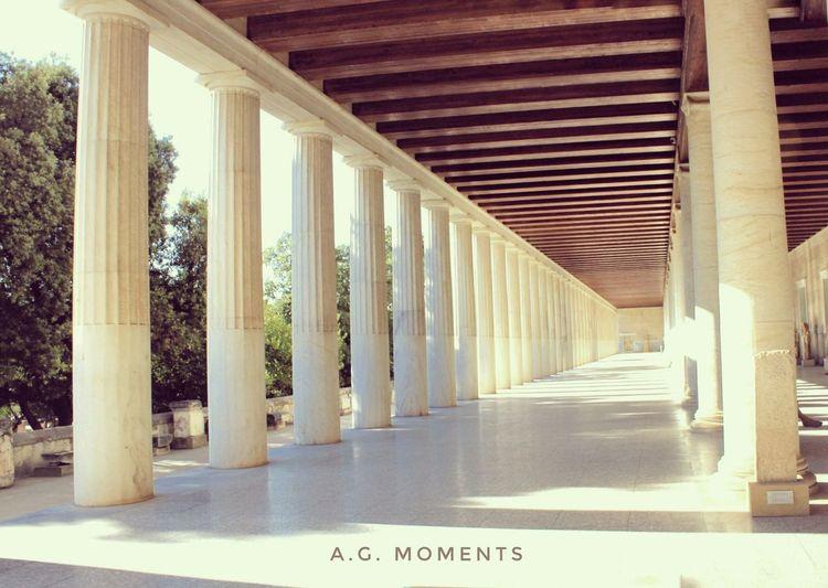 Athen History Architecture Reiselust Tempel Of Hephaistos Greece