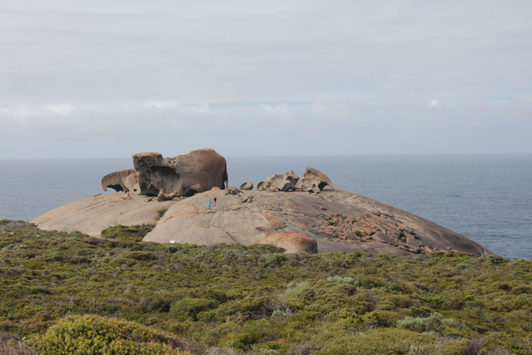 Australia Australian Landscape Beauty In Nature Geology Kangaroo Island Landscape Nature Outdoors Rock - Object Rock Formation Scenics Sea