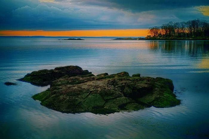 Emerald Morning Nature Sunrise Landscape Shootermag