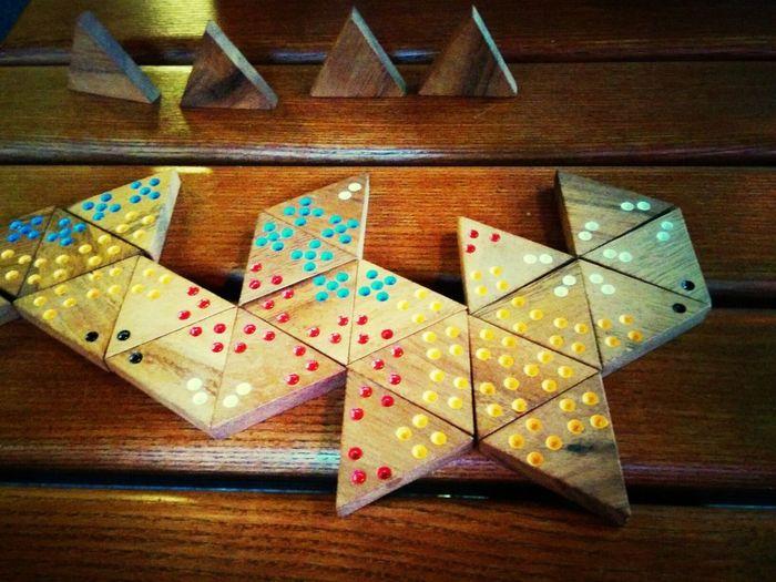 Dreieckdomino