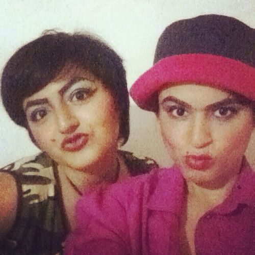 We Are Family cousin Taking Photos playlikewhores Sisterfromanothermother loveher Enjoying Life