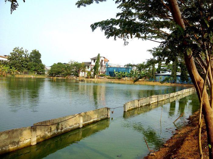 Danau Lake Pemandangan Air