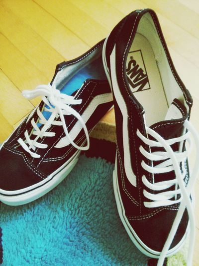 My new vans Shoes Vans Fashion Never Heels