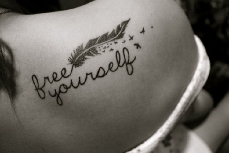 Tattoo Getting Inked