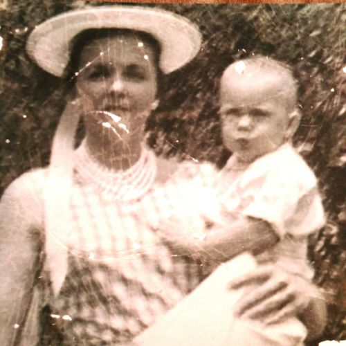 This is a foto of me and my lovely Mom. This was is 1964 Raleigh I Love My Mom I Miss My Mom. Getting In Touch The Moment - 2015 EyeEm Awards