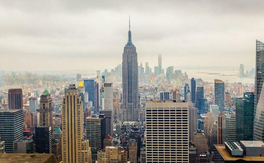 New York City Photooftheday I Heart New York New York City David Gutierrez Amazing Landscape Skyscrapers Cityscapes