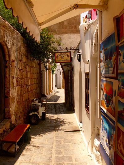 Architecture Greece Griechenland Lonely Streets No People Streetphotography