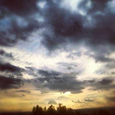 Sky Iskygram Sunset_lovers Sunset sunrise