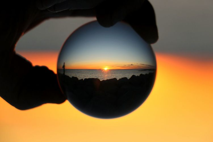 Glassball_photos Glassballphotography Sunset_collection Sunsetporn Sunset #sun #clouds #skylovers #sky #nature #beautifulinnature #naturalbeauty #photography #landscape Sunset Glassball Pic