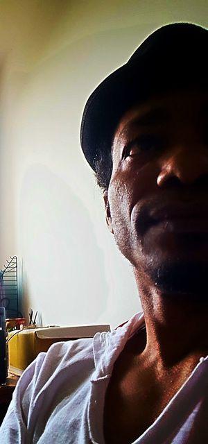 Portrait Headshot Human Face Mid Adult Close-up Thinking