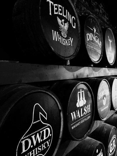 Monochrome Photography Whiskey TeelingWhiskey Irland Irish Ireland Eire Destillery Destillerie