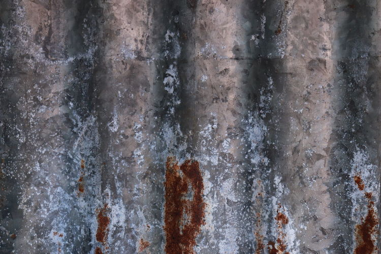 Backgrounds Steel Rusty Rusty Steel Rusty Steel Textured Rusty Steel Plate Zinc Wall No People Outdoors