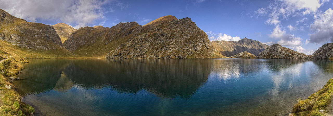 Lago grande di