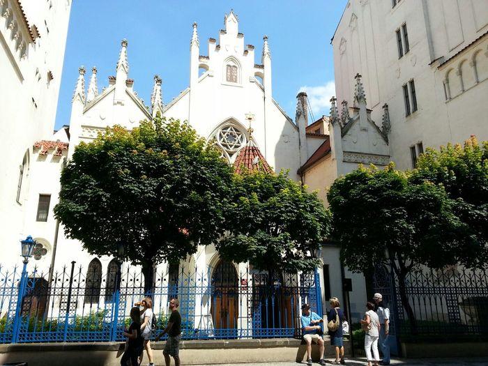 Прага Praha Synagoge Jewish
