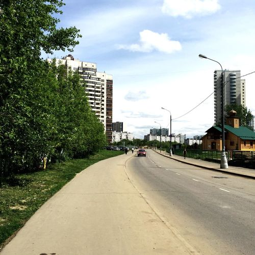 Just road Road Moscow Russia My Walk Home
