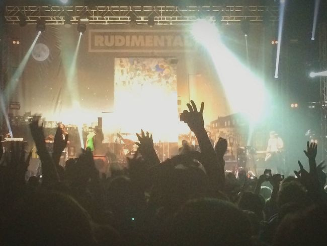 Sound Of Life Rudimental  Party Time Partying Concert Photography Concert Music