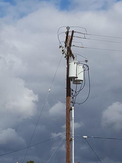 c Razyweatherinsoutherncali Electricity  Power Supply Day Cloud - Sky