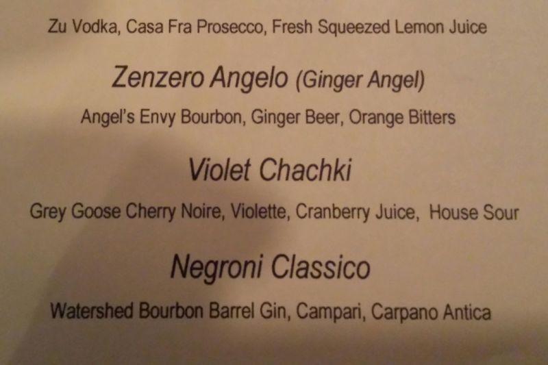 Everyones favorite cocktail.