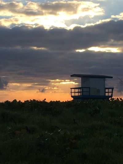 Lifeguard Tower Miami Beach Lifeguard Collection Sunrisechaser Sunrise_Collection Sunrise Collection 2016