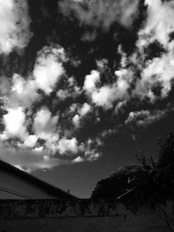 Clouds And Sky Photography Relaxing Blackandwhite