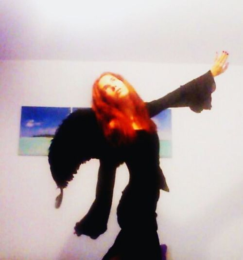 Black Angel Redhair Me Castiela Samantha