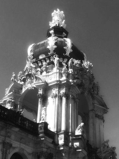 Dresdenden♡] Dresdner Zwinger  Sachsen Tadaa Community EyeEm Deutschland GERMANY🇩🇪DEUTSCHERLAND@ EyeEm Best Shots - Black + White Daswasichsehe😊