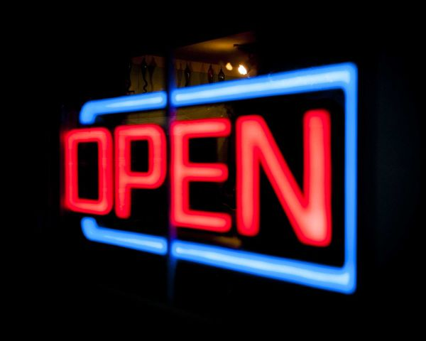 Light Open Edit Sign Color Color Light Light And Shadow Neon Lights Photo Photograph Photographer Photography