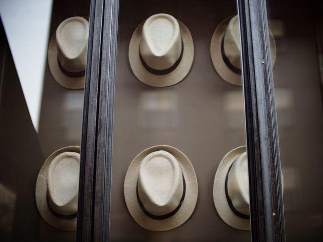 Arrangement Hats Display Hat Shop Hatter Millinery