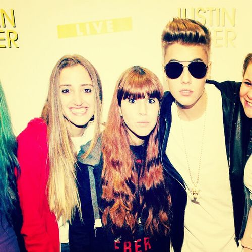 MeetAndGreet Justinbieber BELIEVEtour Amazing #barcelona