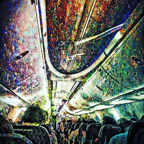 Up In The Air Traveling Airplane The Human Condition Destination Unknown Eye4photography  IPhoneography Popular Check This Out Taking Photos
