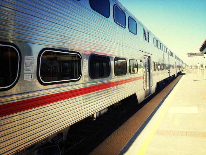 taking the Caltrain to Palo Alto