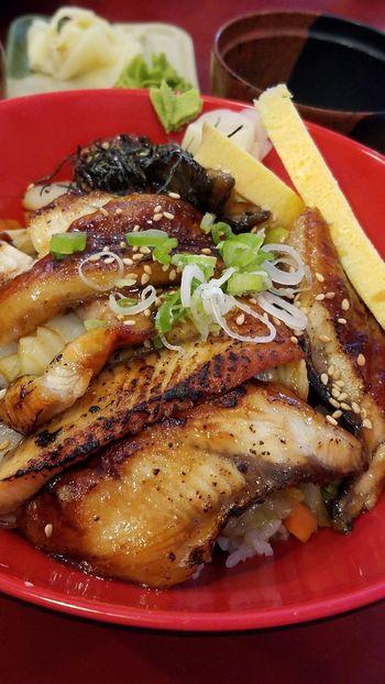 Food Porn Foodphotography Japanese Food Unagi Don
