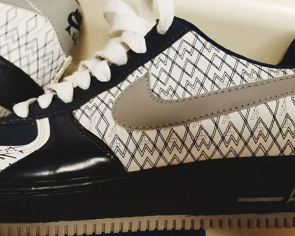 Out Of The Box Shoe Fashion Clothing Retail  Clothing Store Pair No People Dress Shoe Store Business Finance And Industry Luxury Well-dressed Close-up Eyeem Photography EyeEm Gallery Nike Nike✔ Shoe Taking Photos EyeEm Nike Air Force 1